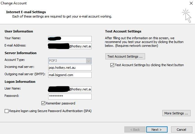 How To Use Third Party Email Account To Login Telstra Account